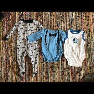 The children's place clothing set